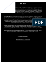 BRF, Bois Rameal Fragmene - Ferme Du Pouzat