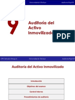 AUDITORIA_II_9 Auditoria Del Activo Inmovilizado