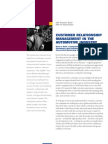 Customer Relationship Management in the Automotive Industry Solution Brief