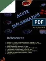 3rd Seminar- Acute Inflmn
