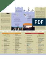 Programma Solstizio d'Estate Torchiara 2011