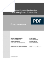 Flight Simulation Final Report