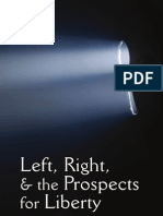 Left and Right - The Prospects for Liberty