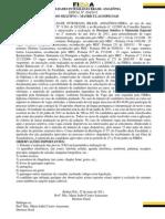 Faculdade Brasil Amazônia - PORTARIA N271 de 26 de janeiro de 2005