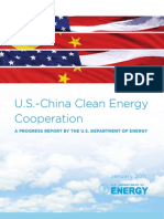 Us China Clean Energy