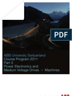ABB University Course Program