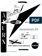 Results of the Eighth Saturn I Launch Vehicle Test Flight SA-9