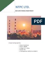 Ntpc Project Suraj