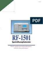 Manual RF-1501