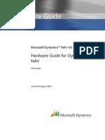 NAV 4.0 - Hardware Guide - Dynamics - NAV 4.0 v4