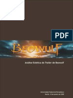 Analise Estetica Do Trailer de Beowulf