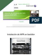 instalacion MPR ALU