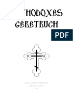 ORTHODOXES-GEBETBUCH