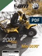 Bombadier DS 90 Quad