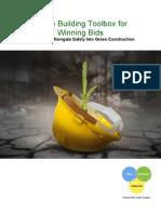 Green Building Toolbox for Winning Bids