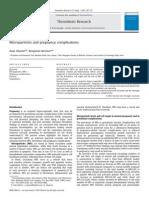 Thrombosis PDF