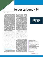 Datação por carbono-14