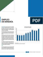 Empleo en Minería