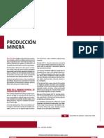 Producción Minera