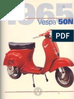 Vespa502
