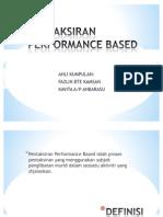 Pentaksiran Performance Based
