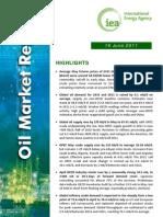 Oil Market Report - June 2011