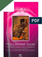 5.Zecharia Sitchin - Posljedni Dani