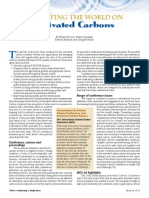 Educating the Wolrd on Activated Carbon 1103Nowicki1