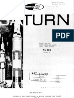 Results of the Third Saturn IB Launch Vehicle Test Flight AS-202 Vol I