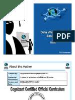 49282834 Day 1 Data Warehousing Basics I v1 1 0