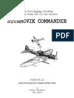 Sturmovik Commander Core Rules v1 5