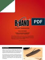 B-Band A3T Manual Ok
