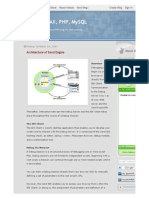Zend Engine Architecture