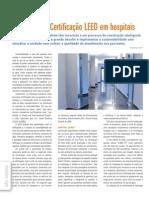 Certificação LEED em hospitais