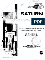 Results of the Fourth Saturn IB Launch Vehicle Test Flight AS-204