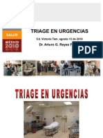 2 Triage en Urgencias 2