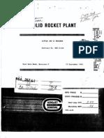 Little Joe II Program Test Data Book, Revision C