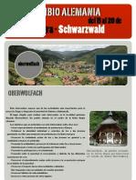 Dossier Intercambio Alemania 2011