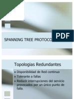 Spanning Tree Protocol (Stp)-Clase