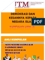 Presentation Demokrasi