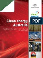 Clean Energy Australia Fact Sheet