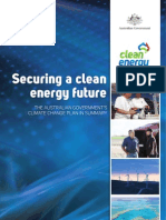 Clean Energy Future Overview