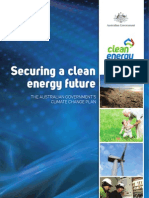 Securing a Clean Energy Future Report