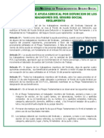 to Fondo de Ayuda Sindical