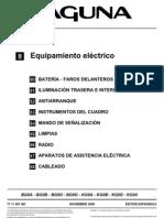 Laguna II Equip Electrico