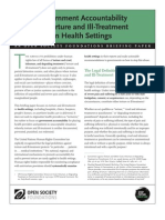 Accountability Torture Health 20110511
