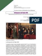 3. El Burgués del Siglo XVII. Síntesis Histórica. 2011