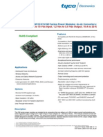 Tyco Power Supply Manual