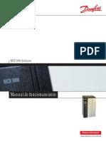 Manual de Funcionamiento MCD 3000