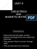 Dielectrics